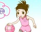 العاب بنات كرة سلة