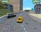 لعبة الهروب بالسيارة