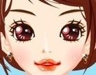 لعبة مكياج البنت الجميلة